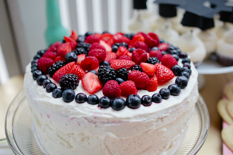 Simple, Like Love:Berry Chantilly Cake // a recipe - Simple, Like Love