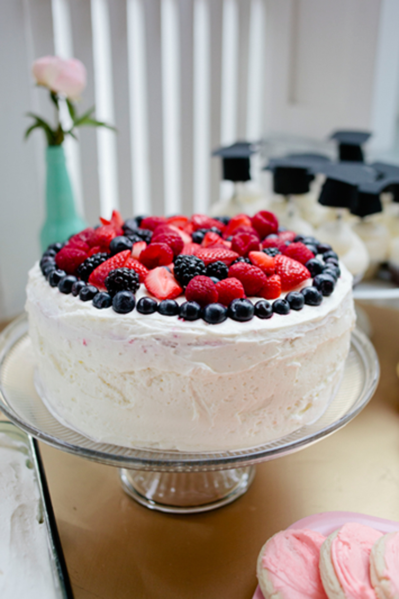 Berry Chantilly Cake Whole Foods Calories