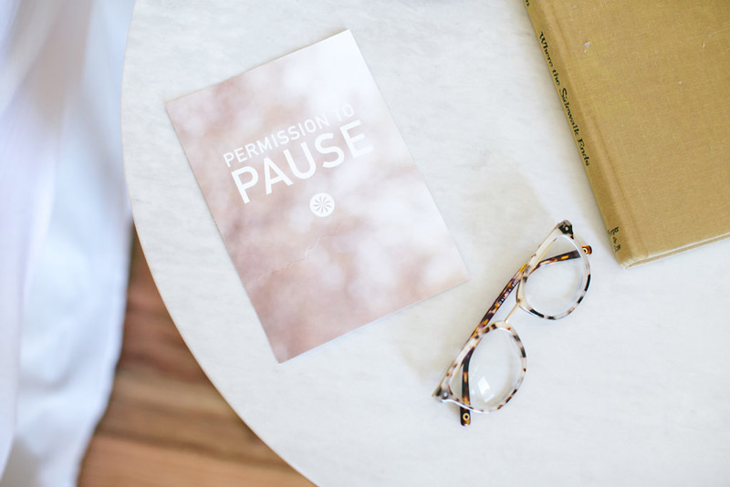 Permission to Pause - Athleta x Miko Bowen